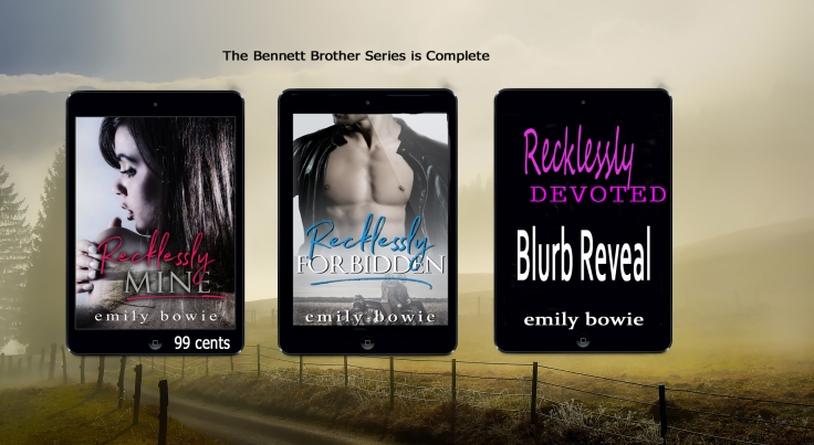 BB series complete blurb