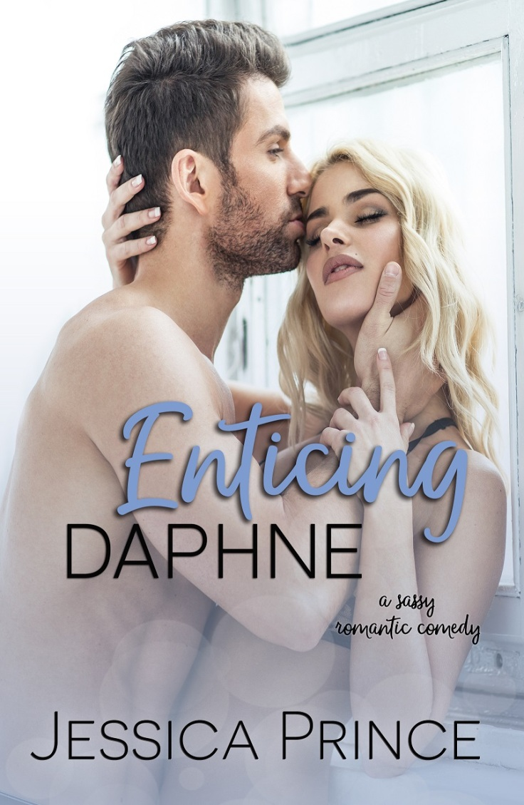 Enticing Daphne Final Front Cover