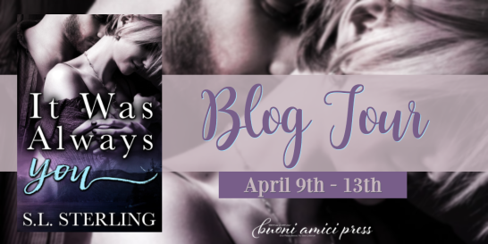It Was Always You Blog Tour TW