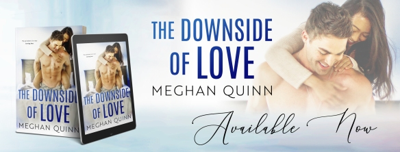 TheDownsideofLove availnowbanner