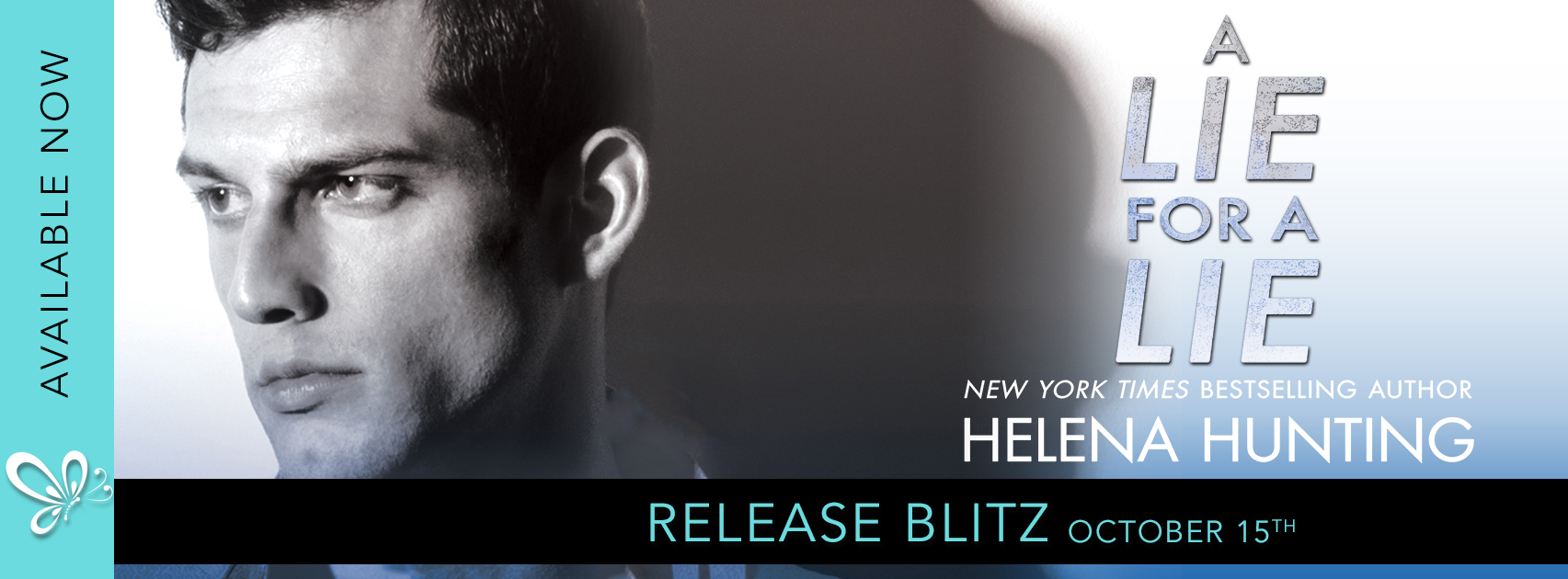 Release Blitz ~ A Lie for a Lie (All In #1) by Helena Hunting