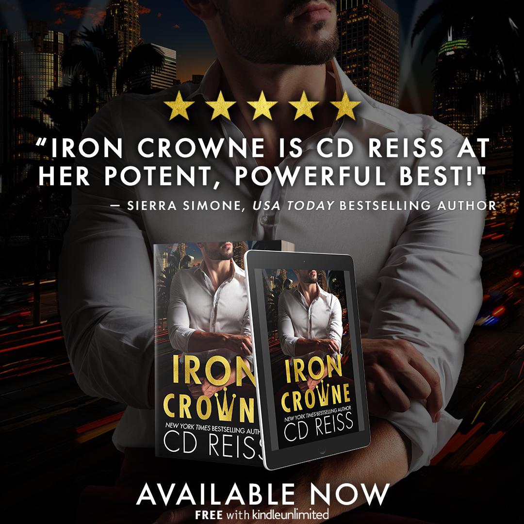 IRON CROWNE AN SS
