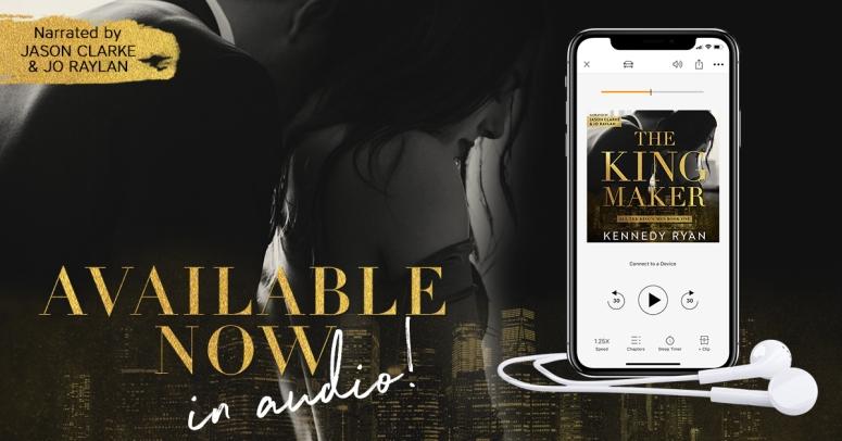 The King Maker - Audio AN