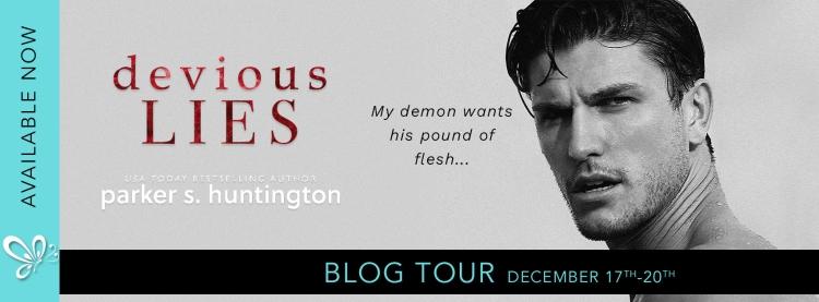 Devious Lies - BT banner