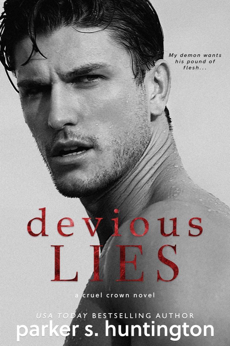 Devious Lies Cover