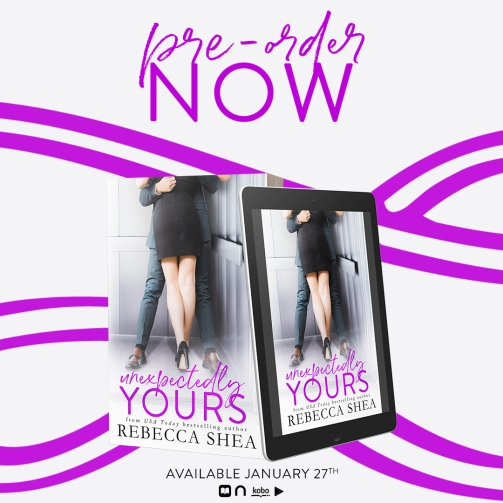 Unexpectedly Yours - PO