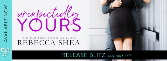 Unexpectedly Yours - RB banner