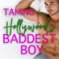 Social Butterfly PR Release Blitz: Taming Hollywood's Baddest Boy by Max Monroe