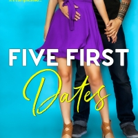 Social Butterfly PR Cover Reveal: Five First Dates by Erin McCarthy