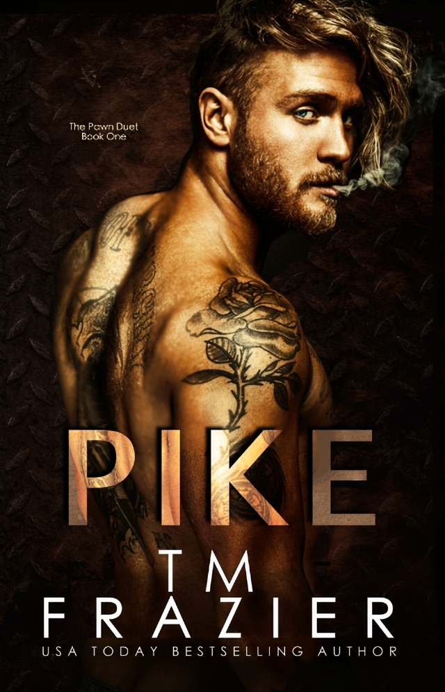 PIKE FRONT COVER