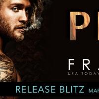 Social Butterfly PR Release Blitz: Pike by T.M. Frazier